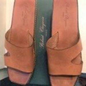 Robert Clergerie Wedge Sandals